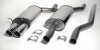AUDI A4 B5 QUATTRO - SIMONS CAT BACK EXHAUST SYSTEM Ø 63.5MM