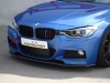 BMW F30 LIMOUSINE M-PAKET - CARBON FRONTSPOILER FRONTLIPPE