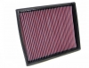 OPEL ASTRA G 1.8 (92kW) - K&N AIR FILTER