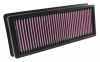 BMW 335d (230kW) - K&N AIR FILTER