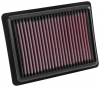 OPEL KARL 1.0 (55kW) - K&N AIR FILTER