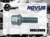 WHEEL BOLTS, RADIUS SEAT, M12x1.25 35MM