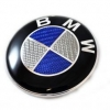 BMW - CARBON BADGE (82MM)