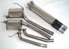 OPEL OMEGA B - FMS CAT BACK EXHAUST SYSTEM Ø 63.5MM