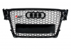 AUDI A4 B8 - SPORTGRILL RS4 OPTIK