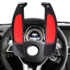 MERCEDES AMG CARBON FIBER STEERING WHEEL PADDLE SHIFT EXTENSION