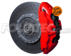 BRAKE CALIPER PAINT - RED GLOSS FT2194 FOLIATEC