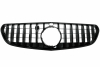 MERCEDES S-CLASS - FRONT GRILL GTR PANAMERICANA STYLE