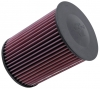 FORD FOCUS 2 RS (224kW) - K&N AIR FILTER