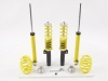 BMW E46 TOURING - HARDNESS ADJUSTABLE COILOVER SUSPENSION KIT