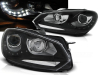 VW GOLF 6 - PHARES AVANT LED DIURNES