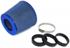 BLUE PERFORMANCE AIR FILTER