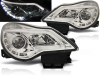 OPEL CORSA D FACELIFT - LED HEADLIGHTS WITH DRL