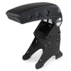 RACING DELUXE ARM REST CARBON STYLE