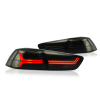 MITSUBISHI LANCER EVO X - LED LIGHTBAR REAR LIGHTS