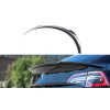 TESLA MODEL 3 - MAXTON REAR SPOILER SPLITTER CAP