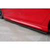 VW GOLF 6 R - SIDE SKIRT DIFFUSERS CARBON STYLE