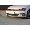 VW GOLF 7 GTI - MAXON FRONT SPOILER SPLITTER LIP (MATT)
