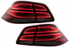 MERCEDES ML - LED LIGHTBAR REAR LIGHTS