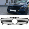 MERCEDES A-CLASS - FRONT GRILL AMG STYLE