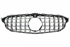 MERCEDES C-CLASS FACELIFT - FRONT GRILL GTR STYLE (360°)
