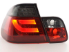 BMW E46 SEDAN -08.2001 - LED LIGHTBAR REAR LIGHTS