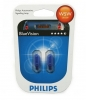 PHILIPS W5W BLUE VISION XENON EFFECT 12V