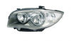 BMW E87 - HEADLIGHT LEFT SIDE