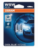 OSRAM W5W COOL BLUE INTENSE