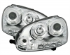VW GOLF 5 - SCHEINWERFER ANGEL EYES & LED