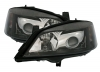 OPEL ASTRA G - BLACK HEADLIGHTS