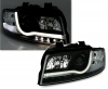 AUDI A4 8E - LIGHT BAR SCHEINWERFER