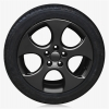SPRAY FILM FOR RIMS - BLACK GLOSSY