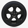 SPRAY FILM FOR RIMS - BLACK MATT