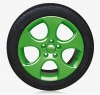 SPRAY FILM FOR RIMS - POWER GREEN GLOSSY
