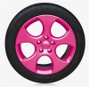 SPRAY FILM FOR RIMS - PINK GLOSSY
