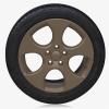SPRAY FILM FOR RIMS - BRONZE METALLIC MATT