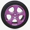 SPRAY FILM FOR RIMS - PURPLE GLOSSY