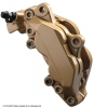 BRAKE CALIPER PAINT - GOLD METALLIC
