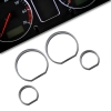 BMW E46 - GAUGE RINGS