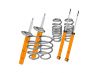 BMW E46 CABRIO - KIT SUSPENSION SPORT COMP (30|30)