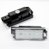 RENAULT CLIO - LED LICENSE PLATE LIGHT