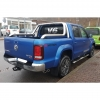 VW AMAROK 2H - FOX SIDE PIPES / TAILPIPES