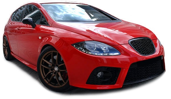 seat leon 1p aerodynamics swiss tuning onlineshop seat. Black Bedroom Furniture Sets. Home Design Ideas