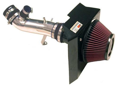 K&N Typhoon Short Ram Luftansaugsystem Filtertechnik bei Swiss Tuning AG
