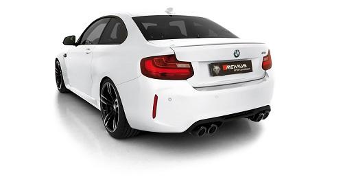 Remus BMW M2 Competition Racing Auspuff