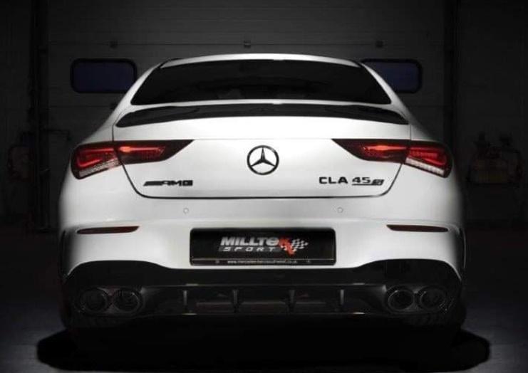 Mercedes CLA AMG Millteksport