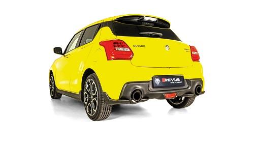 Remus Suzuki Swift Sport Boosterjet