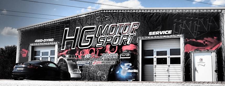 HG-Motorsport Bull-X Ego-X Hersteller Abgasanlagen