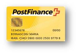 Paiement avec la Postfinance Card chez Swiss Tuning AG